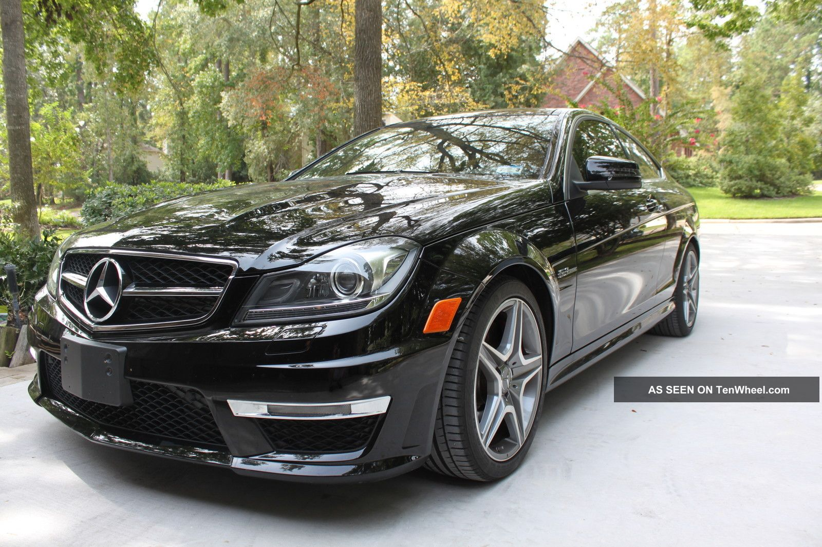 2012 mercedes benz c63 amg coupe amg developement package - 2012 mercedes c63 amg coupe ...