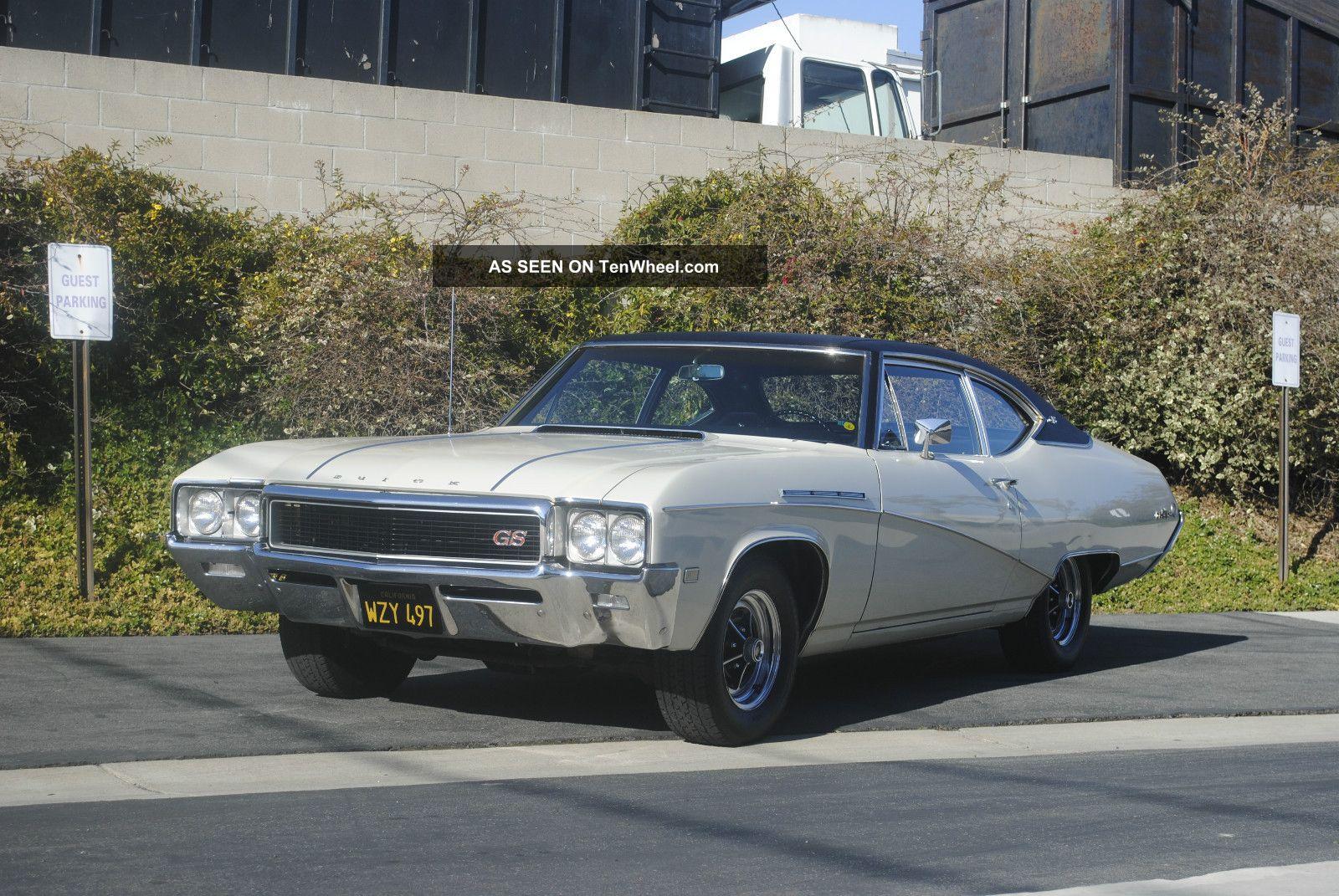 1968 Buick Skylark GS California