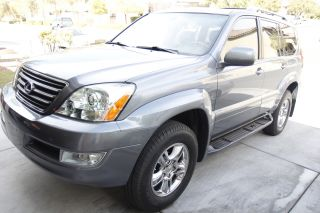 2004 Lexus Gx470 Base Sport Utility 4 - Door 4.  7l photo