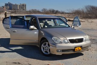 1999 Lexus Gs300 Base Sedan 4 - Door 3.  0l photo