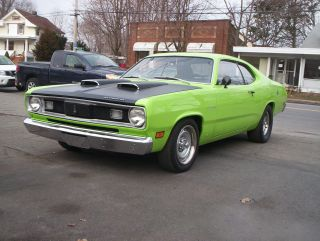 1970 Plymouth Duster 340 Clone photo
