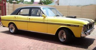 1972 Ford Fairmont Gt (351 4v Cleveland V8 Powered Gt) photo