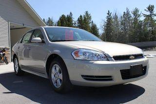 2009 Chevrolet Impala Lt V6 (,) photo