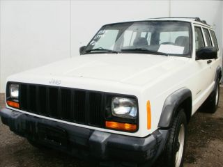 2000 Jeep Cherokee Se 4x4,  Asset 13444 photo
