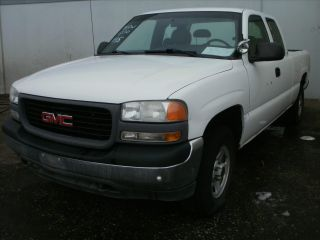 2001 Gmc Sierra 1500 Sl Ext Cab 4x4,  Asset 15170 photo