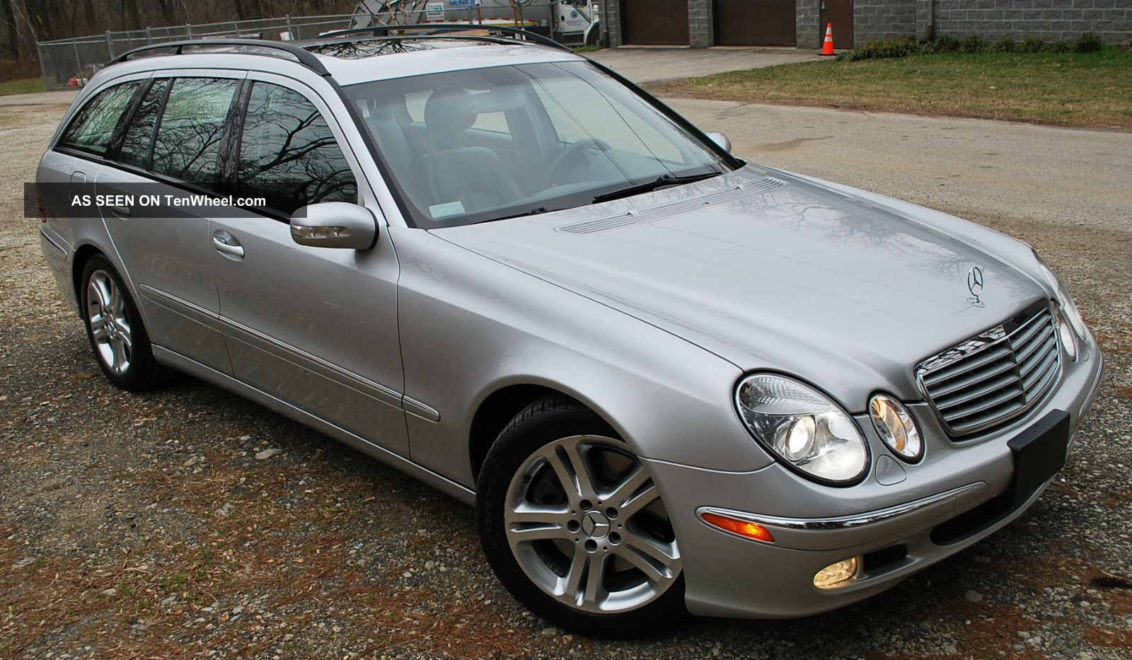 2004 mercedes benz e500 4matic navi showroom condition best