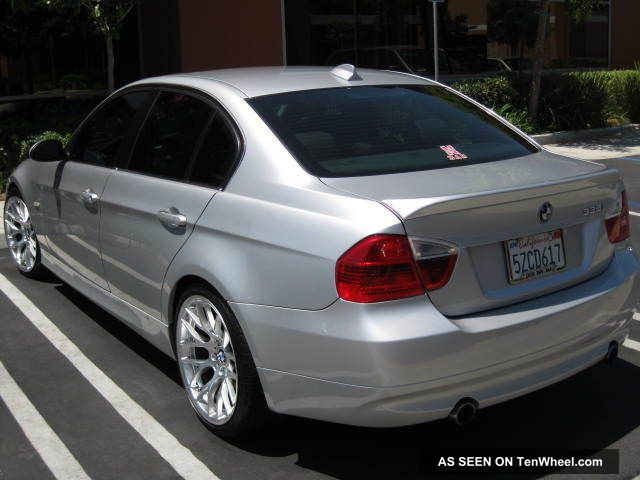 2007 Bmw 335i Cpo 400+ Hp Near Cond Premium & Sport Packages