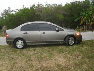 2008 Honda Civic Hybrid photo