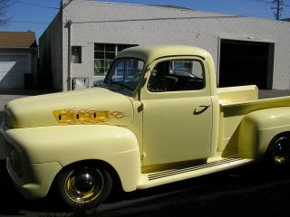 1951 Ford Pickup photo