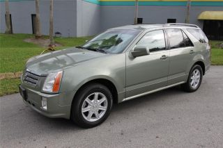 2004 Cadillac Srx Car Fax 2 Owners 0 Accidents Us Bankruptcy Court photo