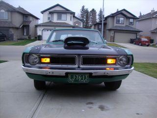 1971 Dodge Dart Swinger 408 Stroker photo