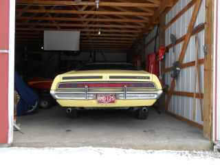 1971 Torino 500 Fastback,  Az Car Paint photo