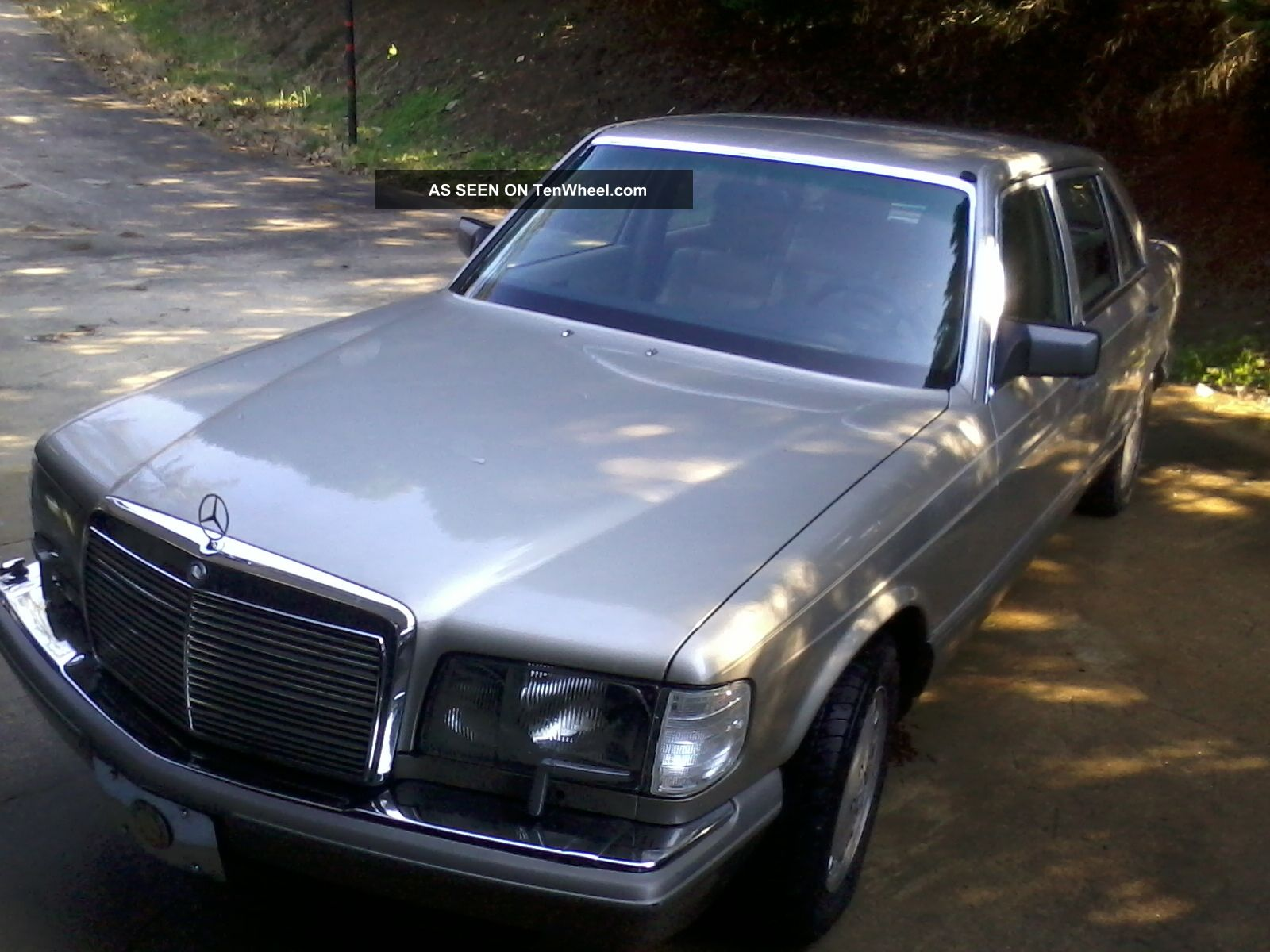 1991 mercedes benz 300 sel for 1991 mercedes benz