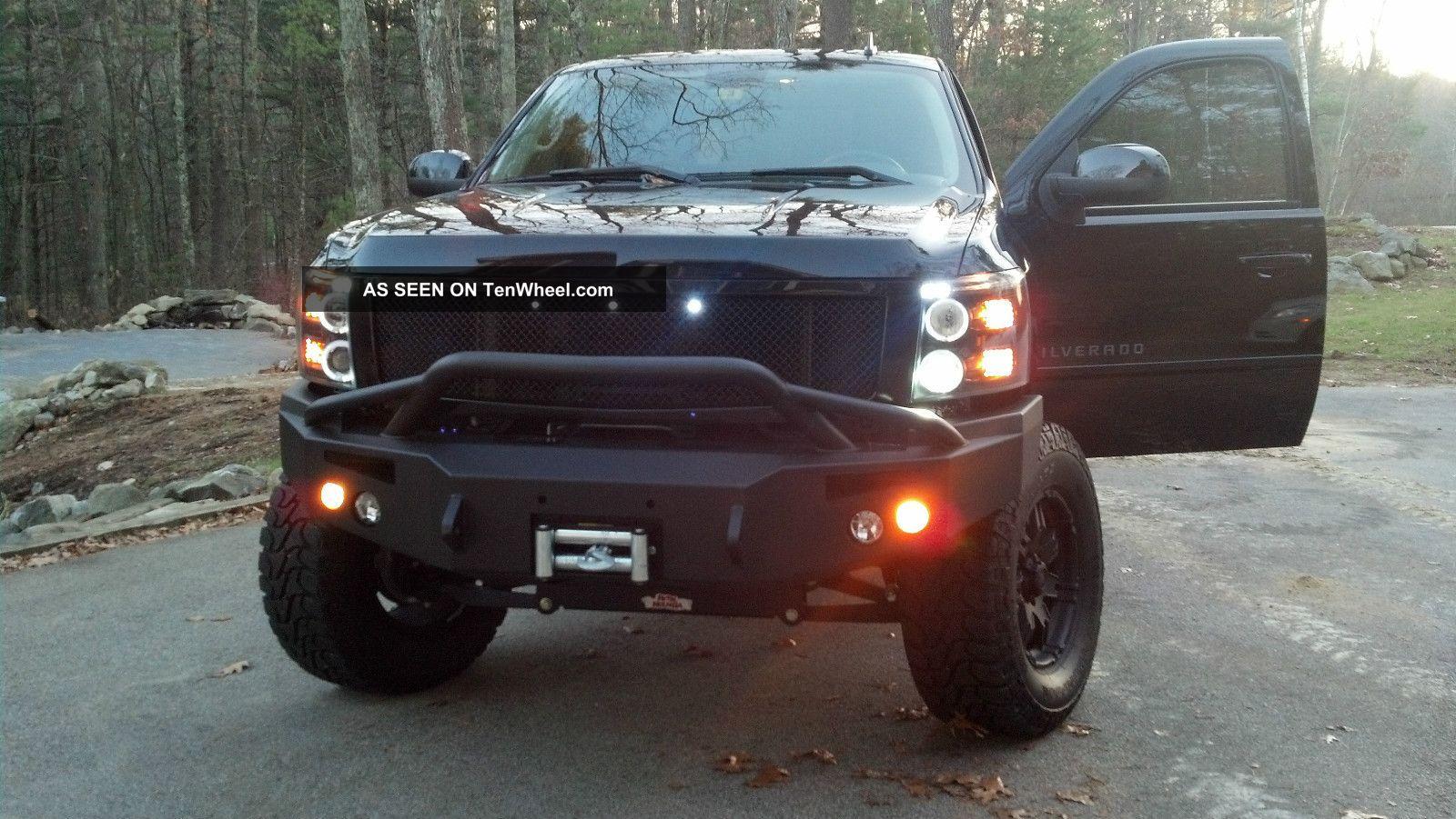 2012 Custom Silverado Truck