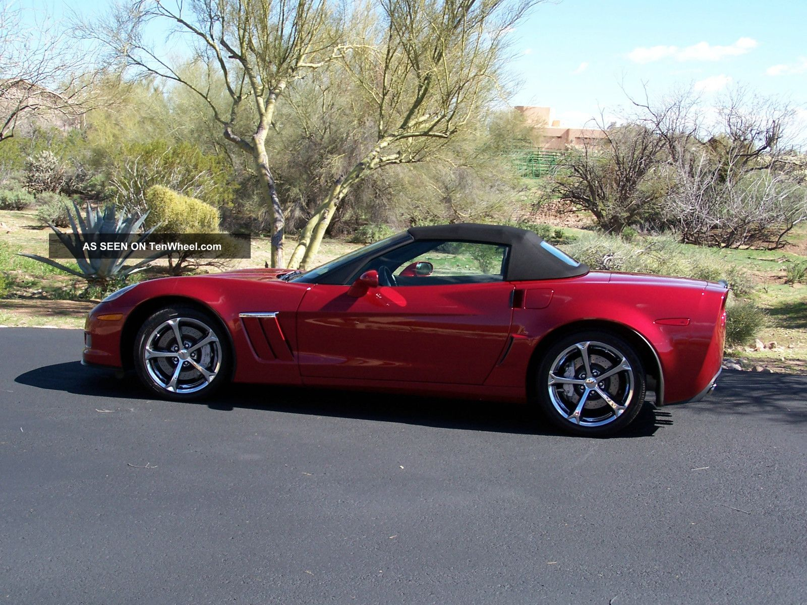 2010 chevrolet corvette grand sport convertible 2 door 6 2l. Cars Review. Best American Auto & Cars Review