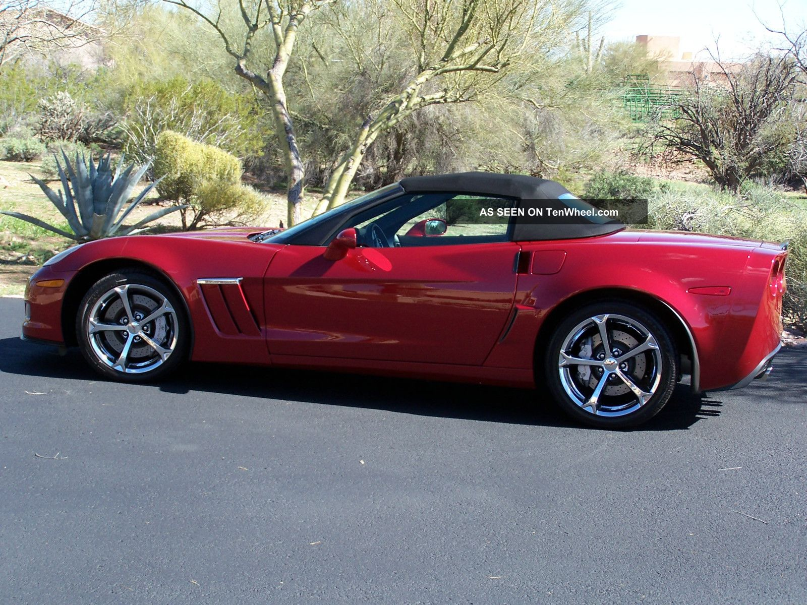 2010 chevrolet corvette grand sport convertible 2 door 6 2l. Black Bedroom Furniture Sets. Home Design Ideas