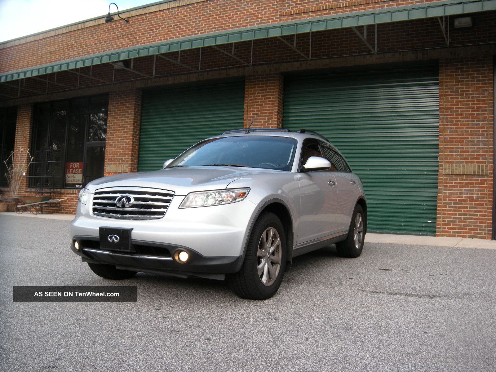 2007 infiniti fx35 awd tech pkg heated and cooled. Black Bedroom Furniture Sets. Home Design Ideas
