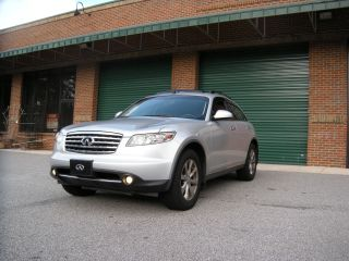 2007 Infiniti Fx35 - Awd - Tech Pkg - Heated And Cooled Seats, ,  More photo