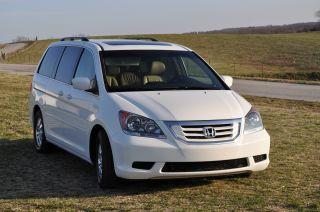 2009 Honda Odyssey Ex - L Mini Passenger Van 4 - Door 3.  5l photo