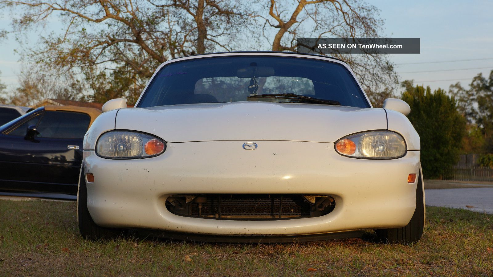 2000 Mazda Miata Ls Convertible 2 Door 1 8l Lowered