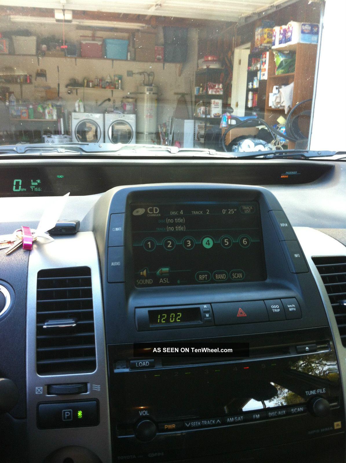 2008 Toyota Prius Base Hatchback 4 Door 1 5l