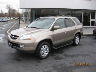 2003 Acura Mdx Touring Sport Utility 4 - Door 3.  5l photo