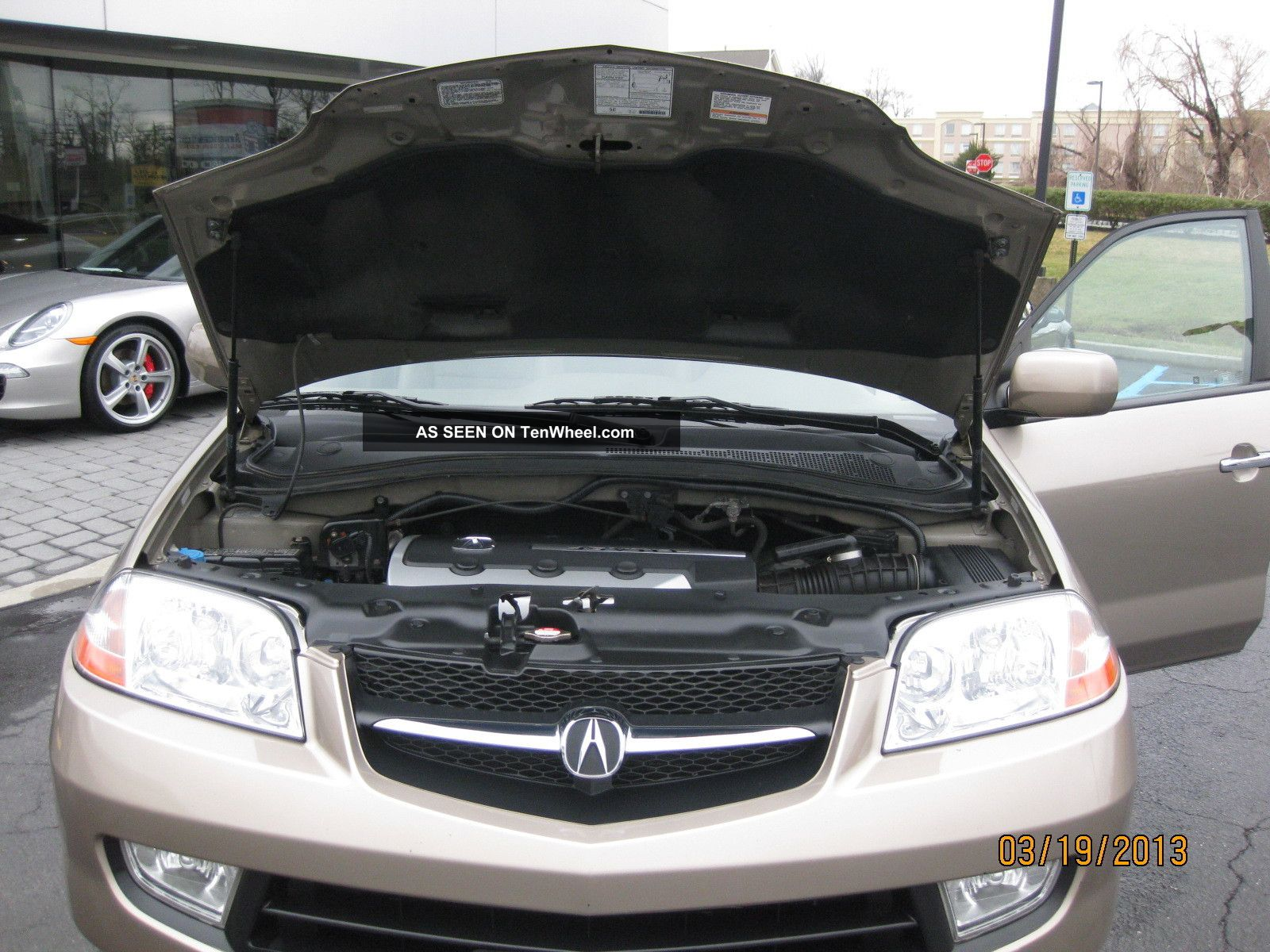 Service Manual Removal Instructions For A 2007 Acura Mdx