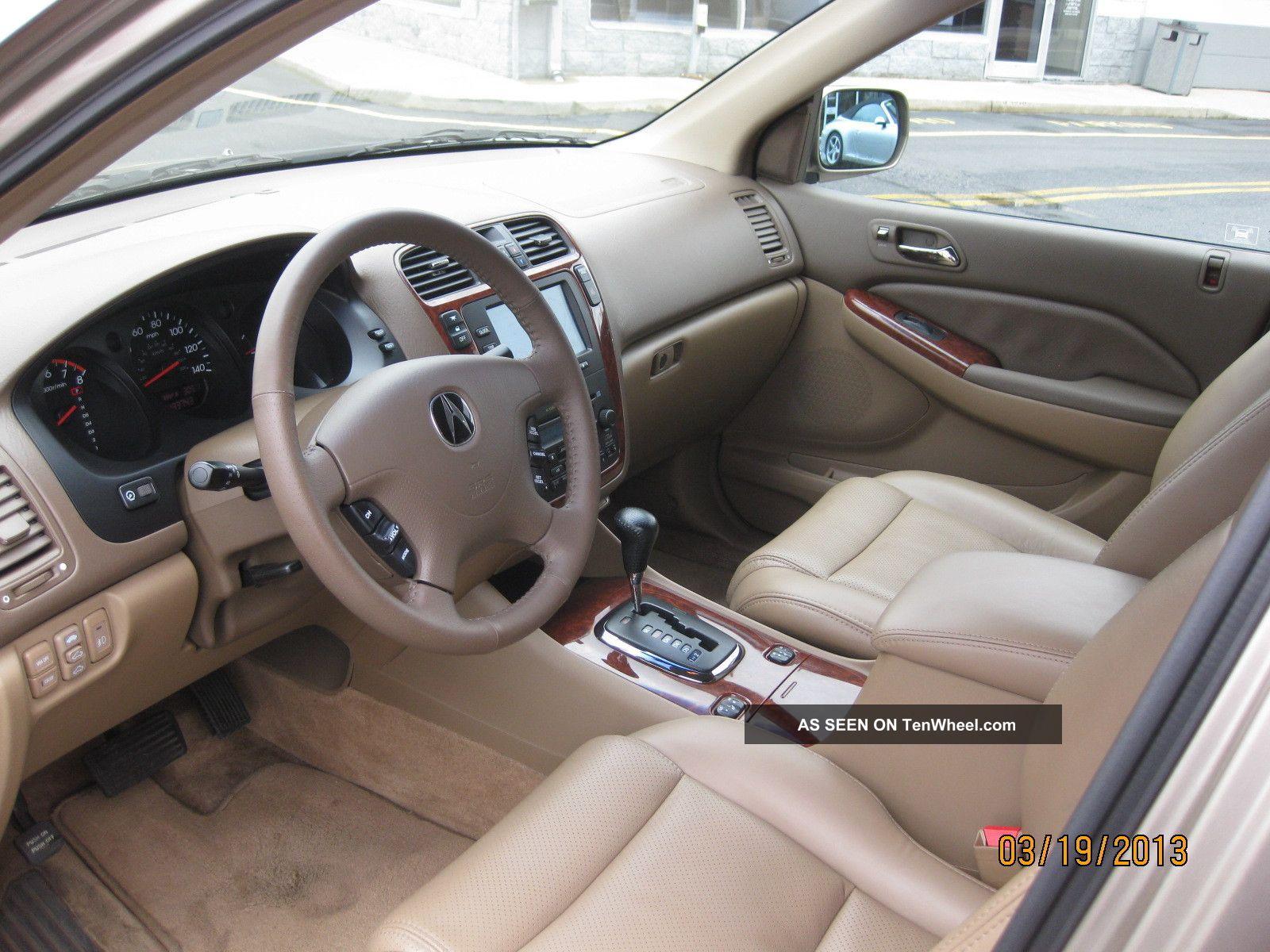 2003 Acura Mdx Touring Sport Utility 4