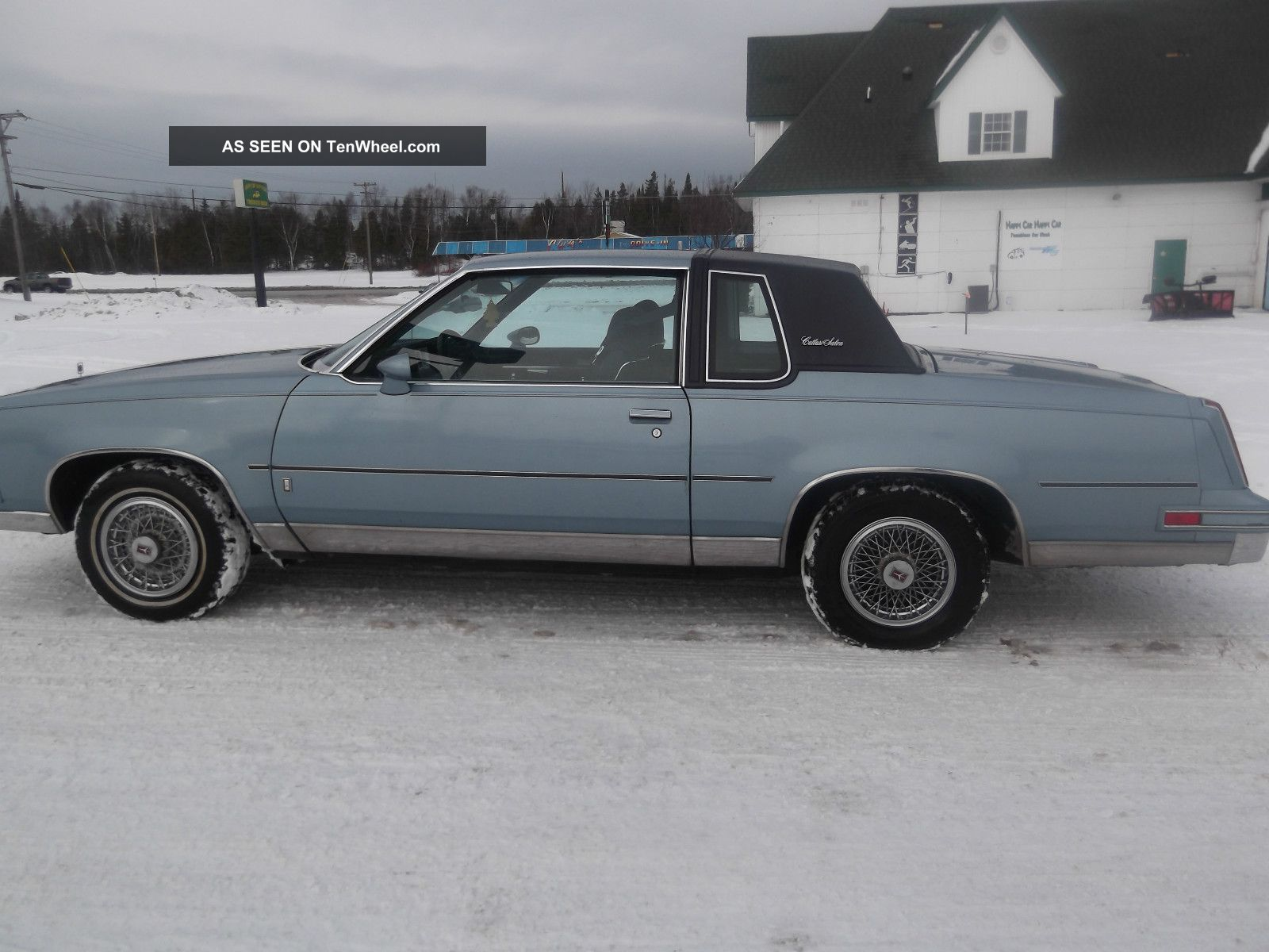 1985 oldsmobile cutlass salon base coupe 2 door 5 0l for 1985 oldsmobile cutlass salon