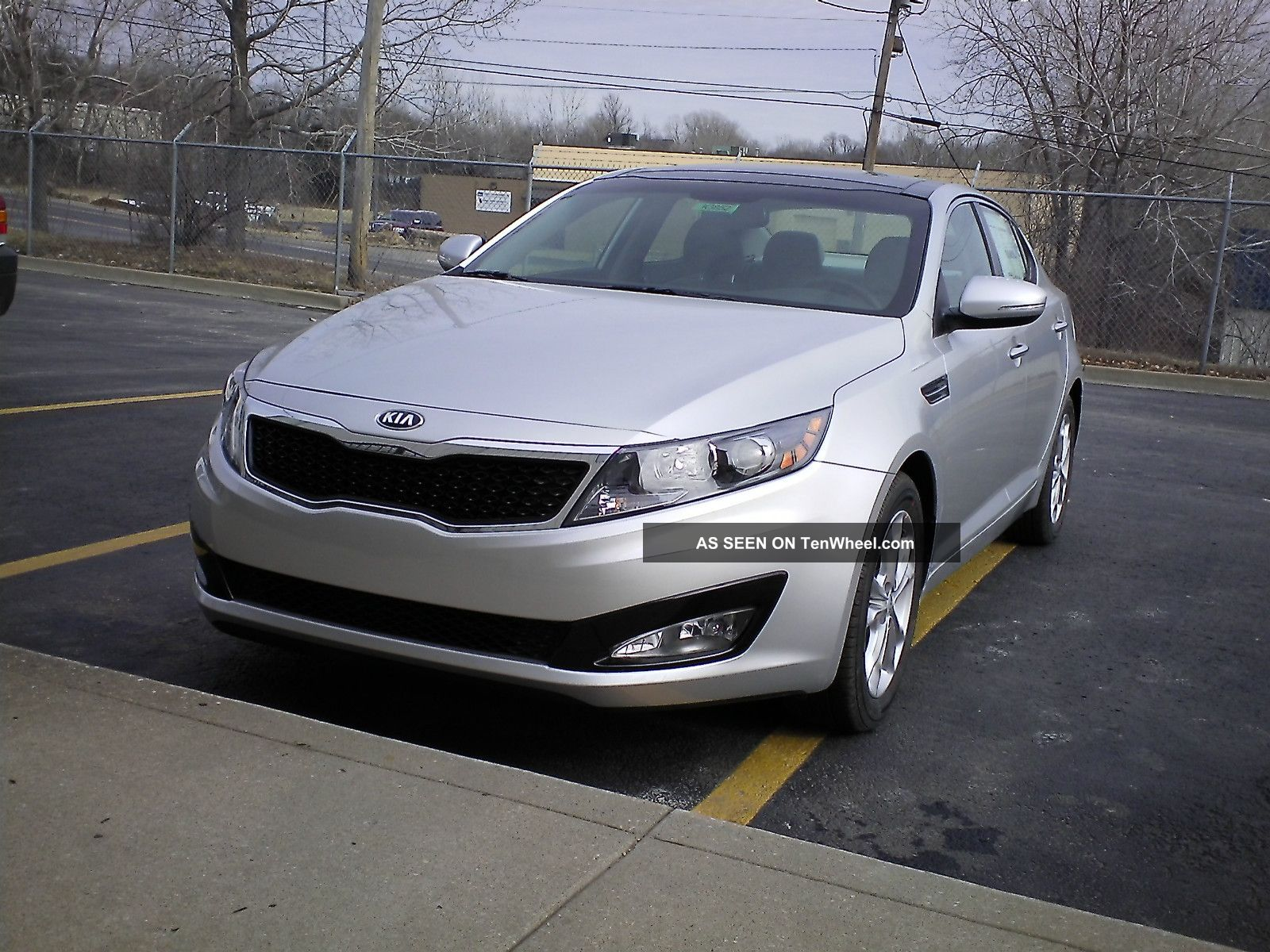 2013 Kia Optima Ex Gdi Loaded Glass Roof All Options Available Optima photo
