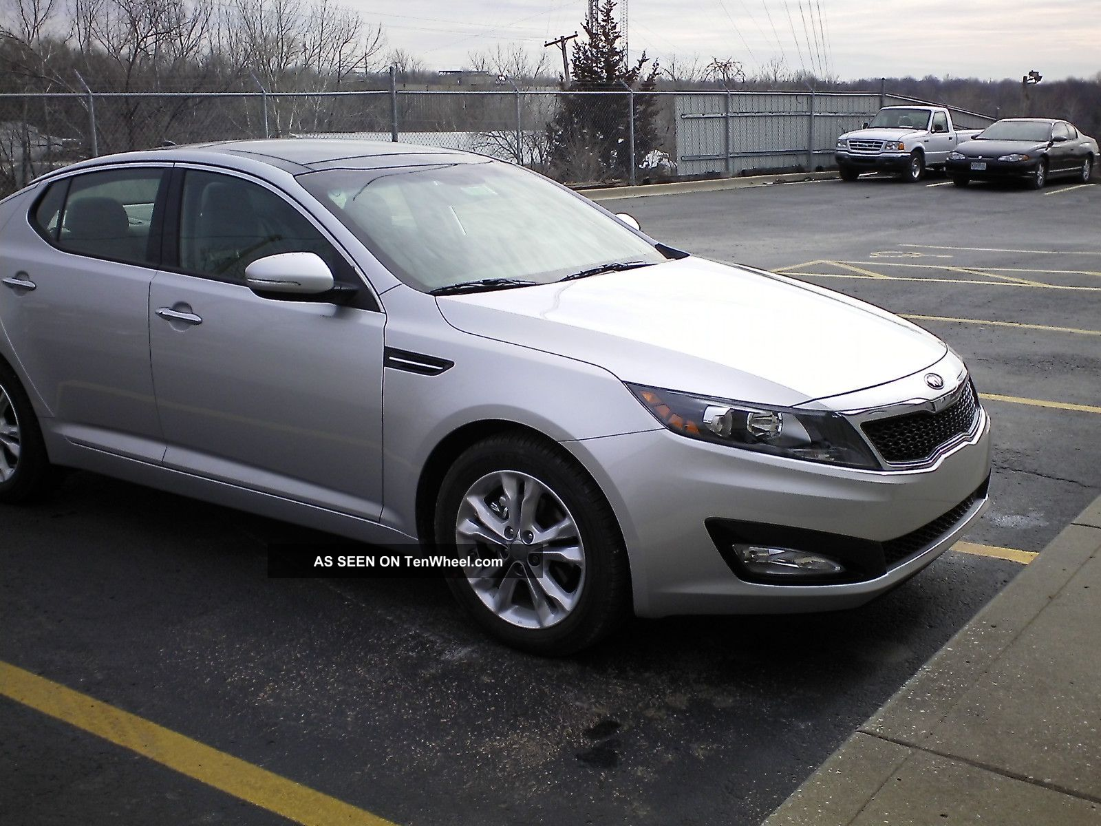 2013 Kia Optima Ex Gdi Loaded Glass Roof All Options Available