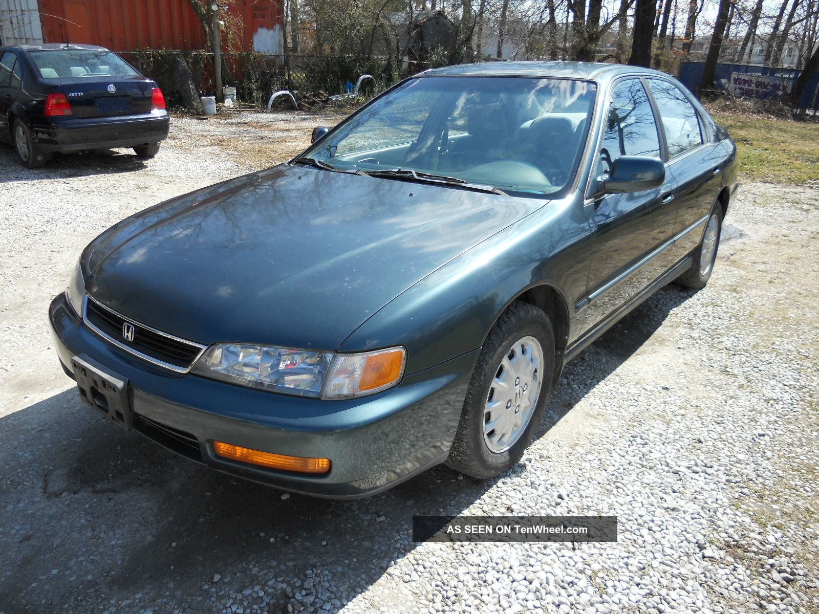 1997 Honda Accord Lx Sedan 4 - Door 2.  7l V6 Accord photo