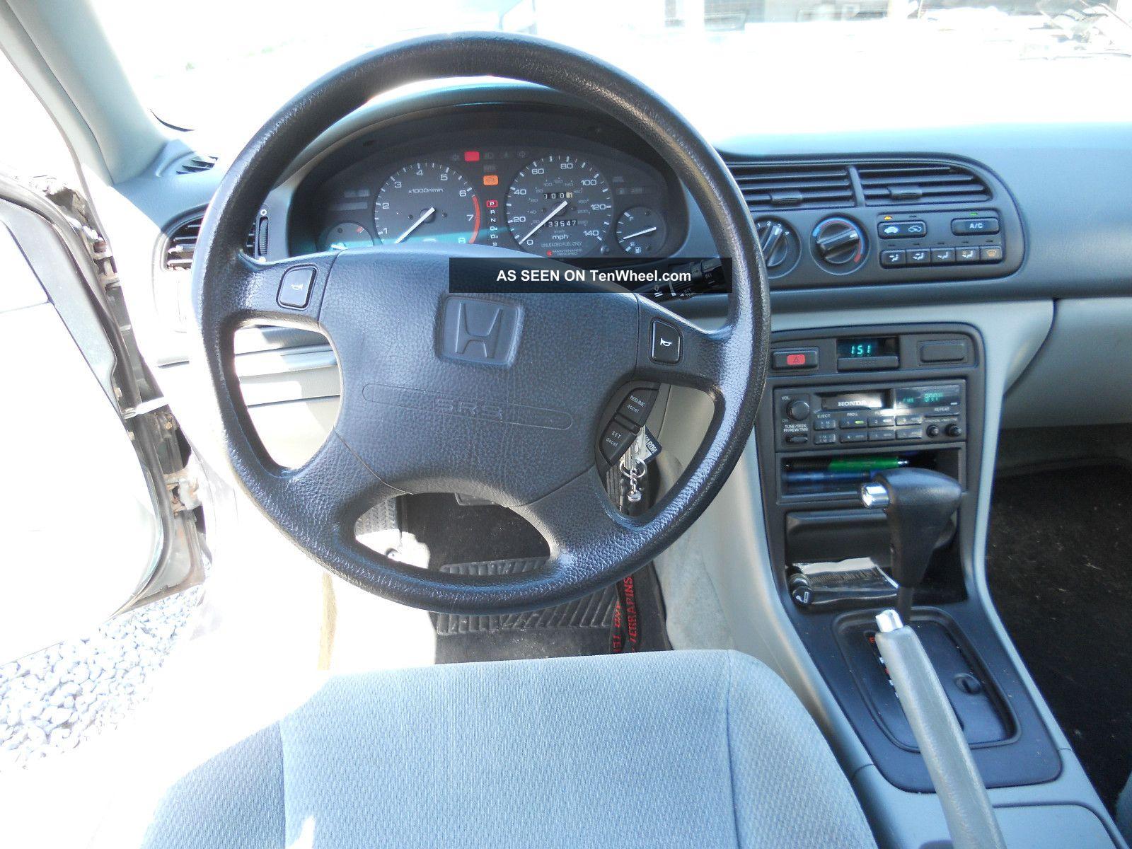 Honda Accord Lx Sedan Door L V Lgw