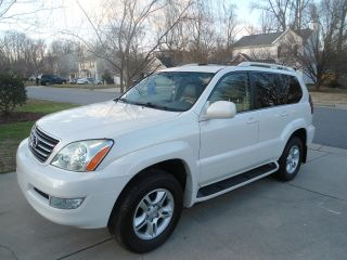 2005 Lexus Gx470 Base Sport Utility 4 - Door 4.  7l photo