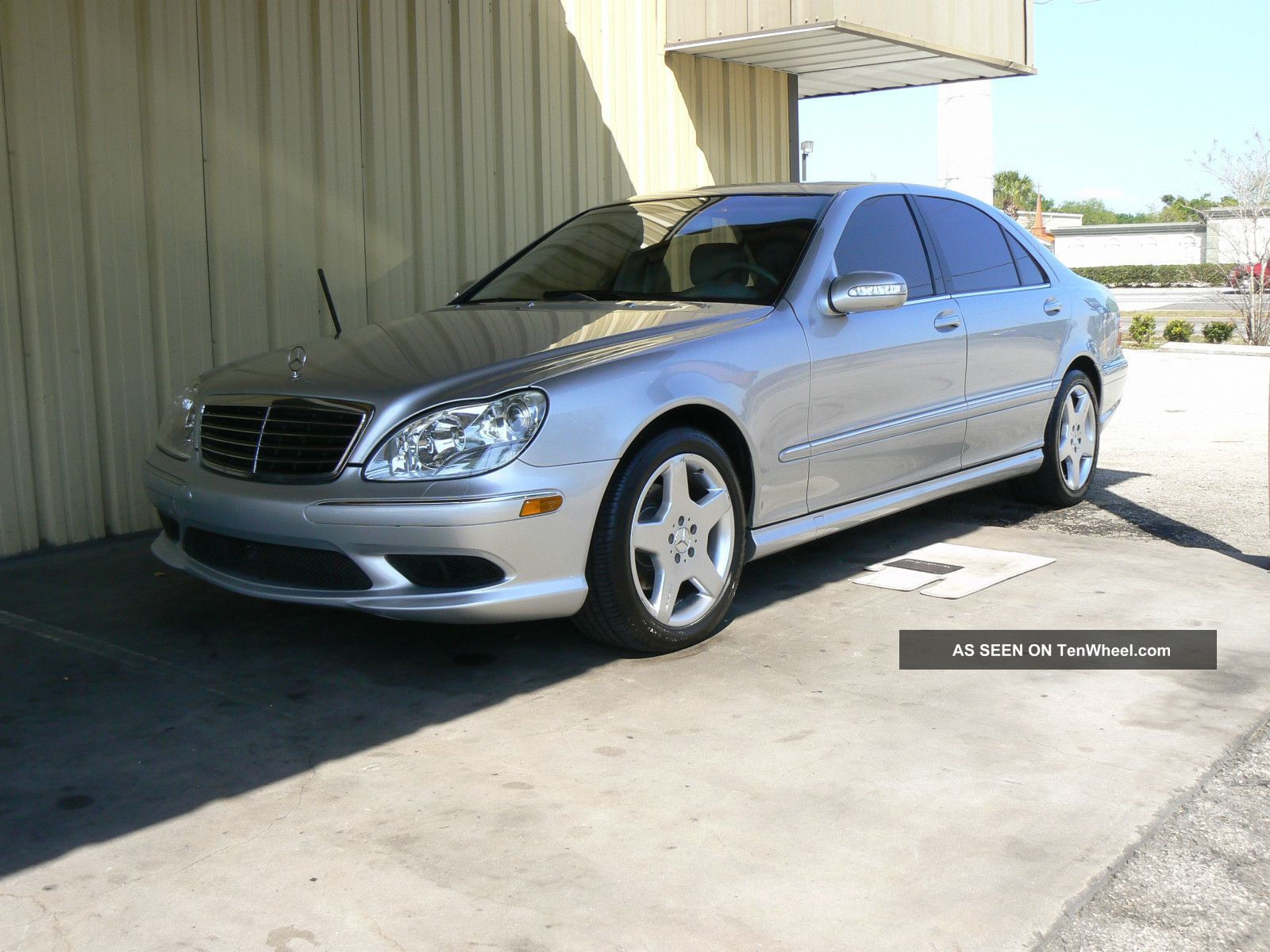 Mercedes A Class >> 2004 Mercedes Benz S500 Amg Package