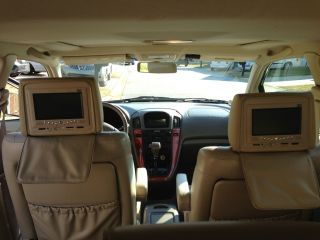 2001 Lexus Rx300, ,  Rear Entertainment System photo