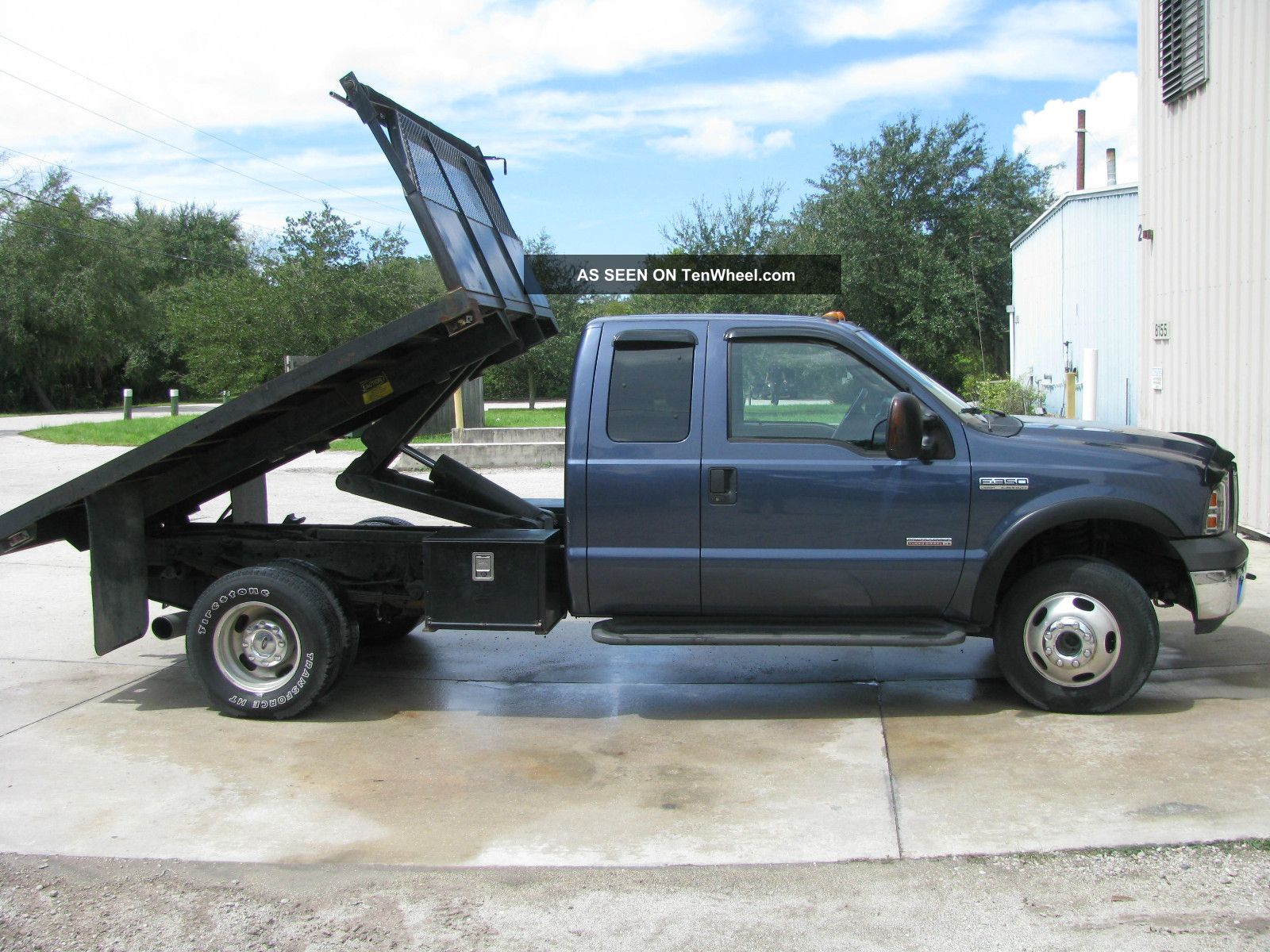 Used Ford Dually Beds For Sale