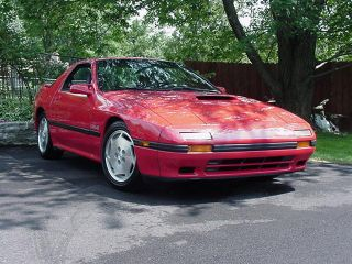 1988 Rx - 7 Factory Turbo Coupe photo