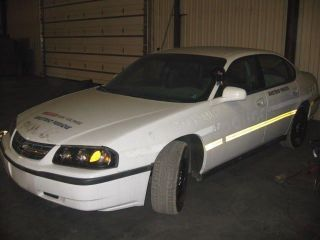 Electric Car Chevrolet 2000 Impala Experimental Police Cruiser photo