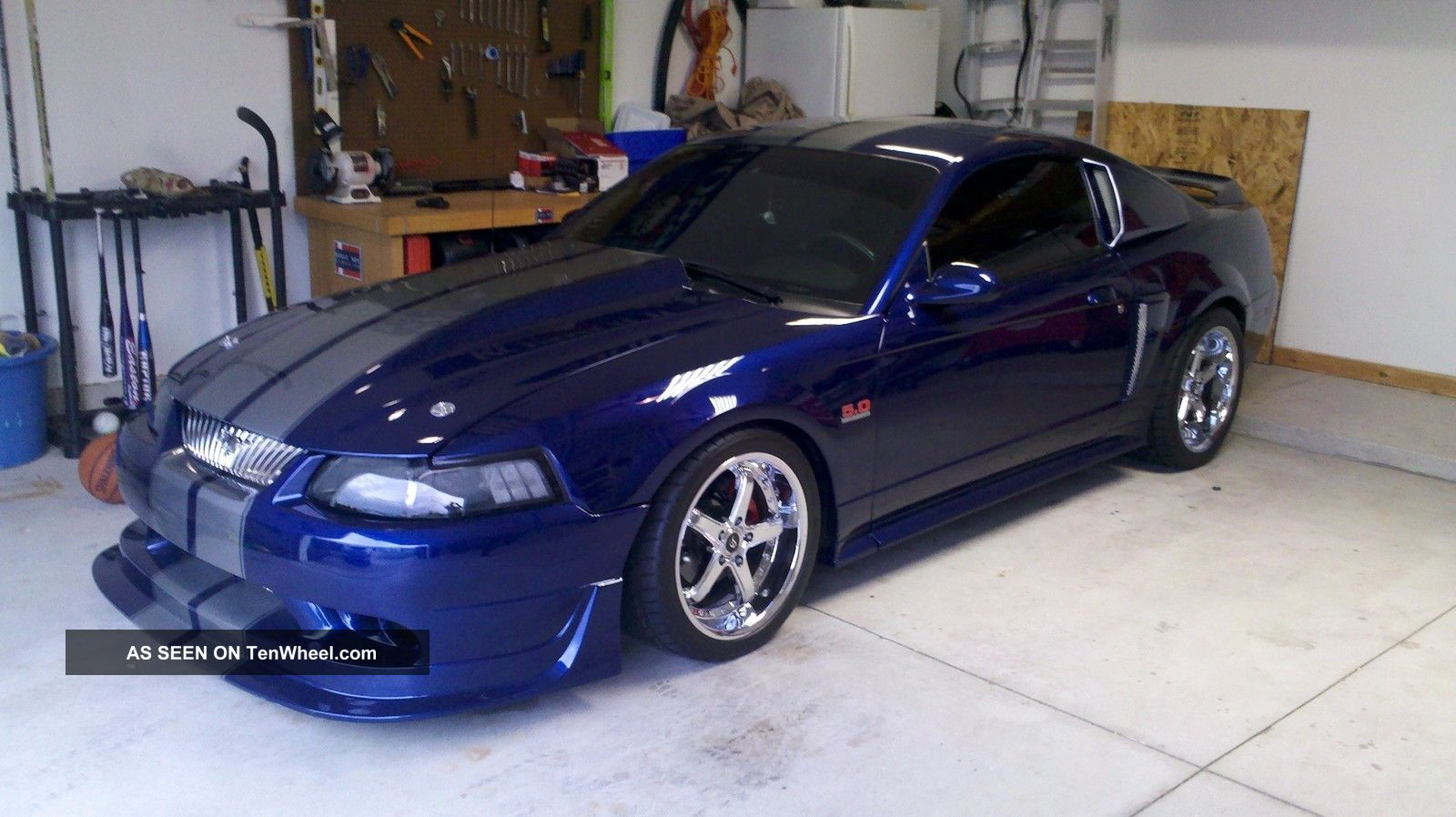 2000 mustang gt stroker 5 0 forged motor vortech supercharger