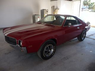 1969 Amc Amx photo