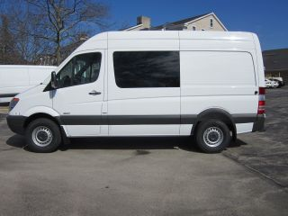 2013 Mercedes - Benz Sprinter Cargo / Crew Van (5 Passenger) 144