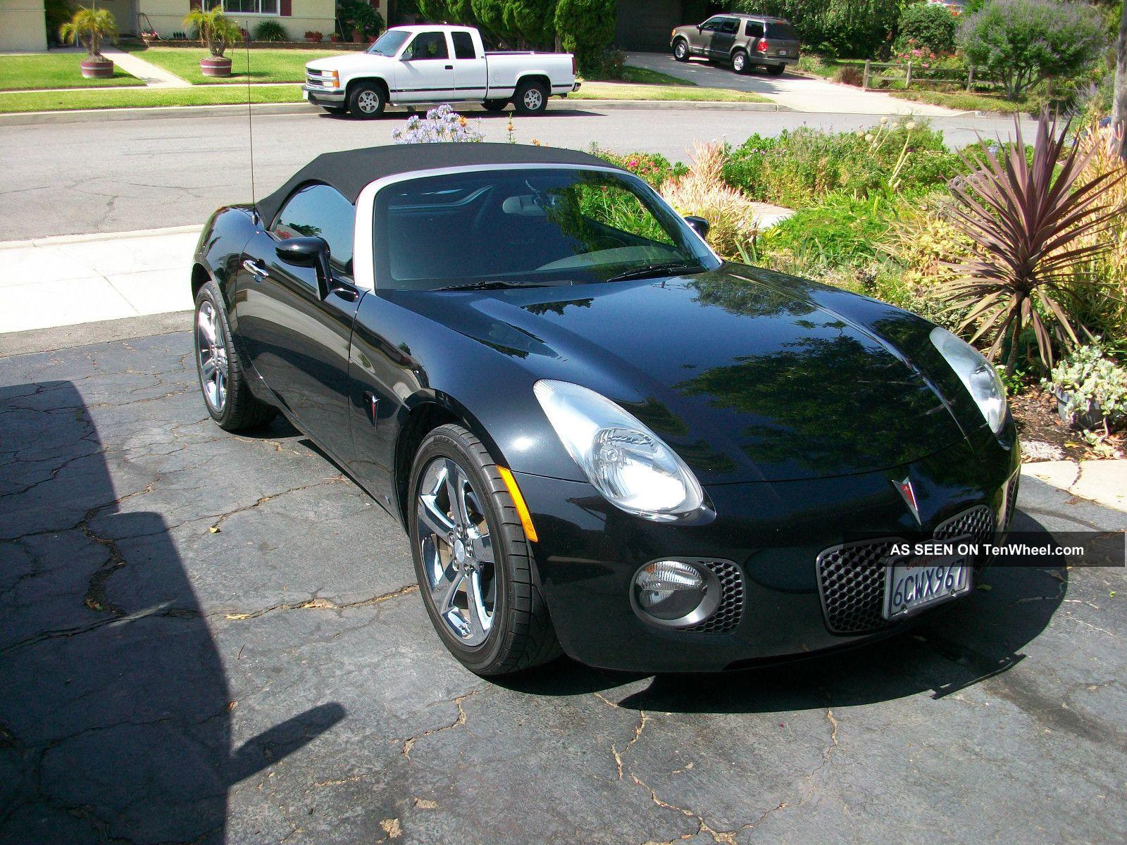 2008 Pontiac Solstice Gxp Automatic