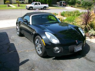 2008 pontiac solstice gxp automatic photo. Black Bedroom Furniture Sets. Home Design Ideas