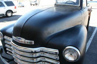 1952 Chevrolet 5 Window Truck photo