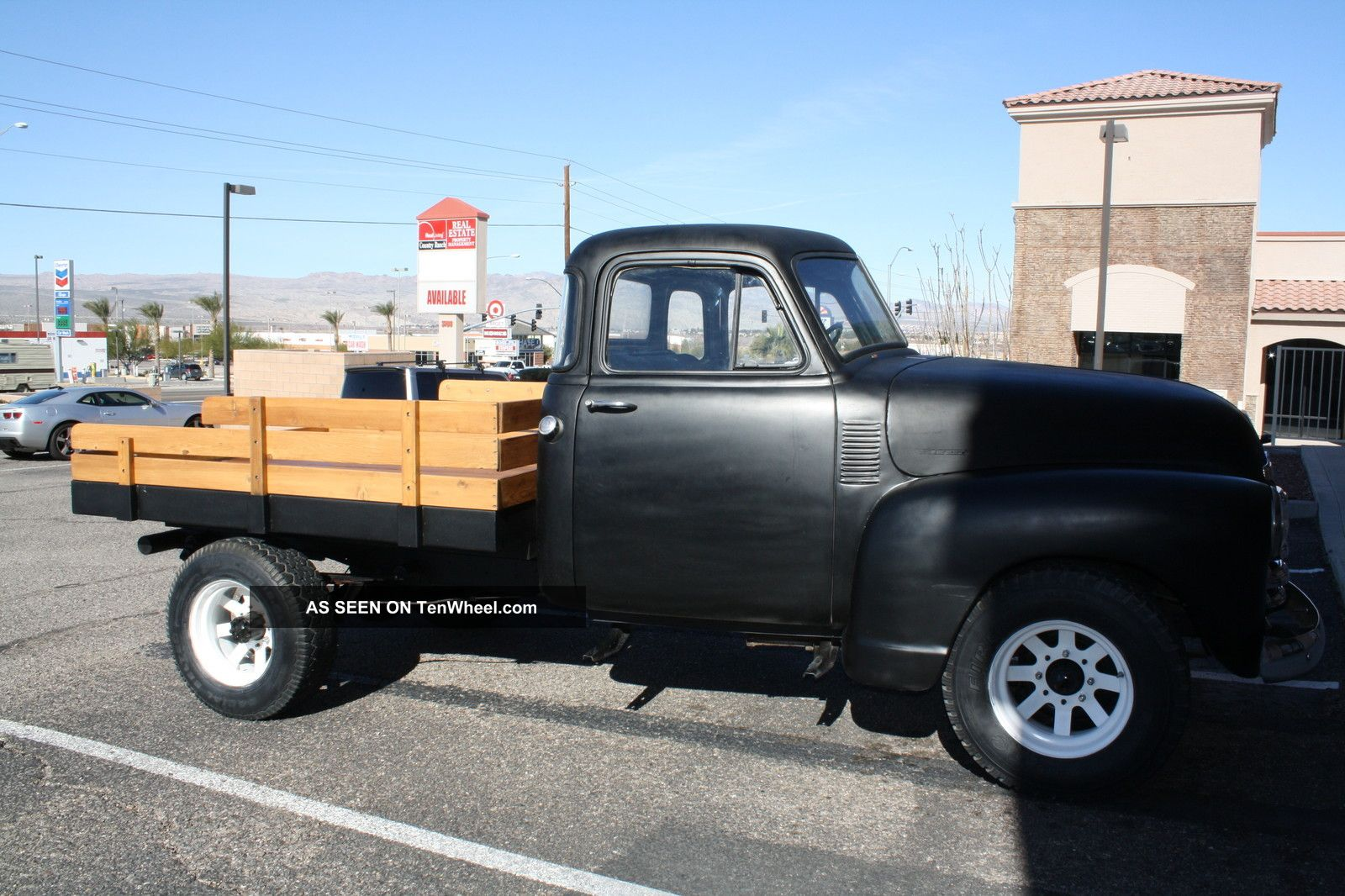 1952 chevrolet 5 window truck for 1952 chevy pickup 5 window