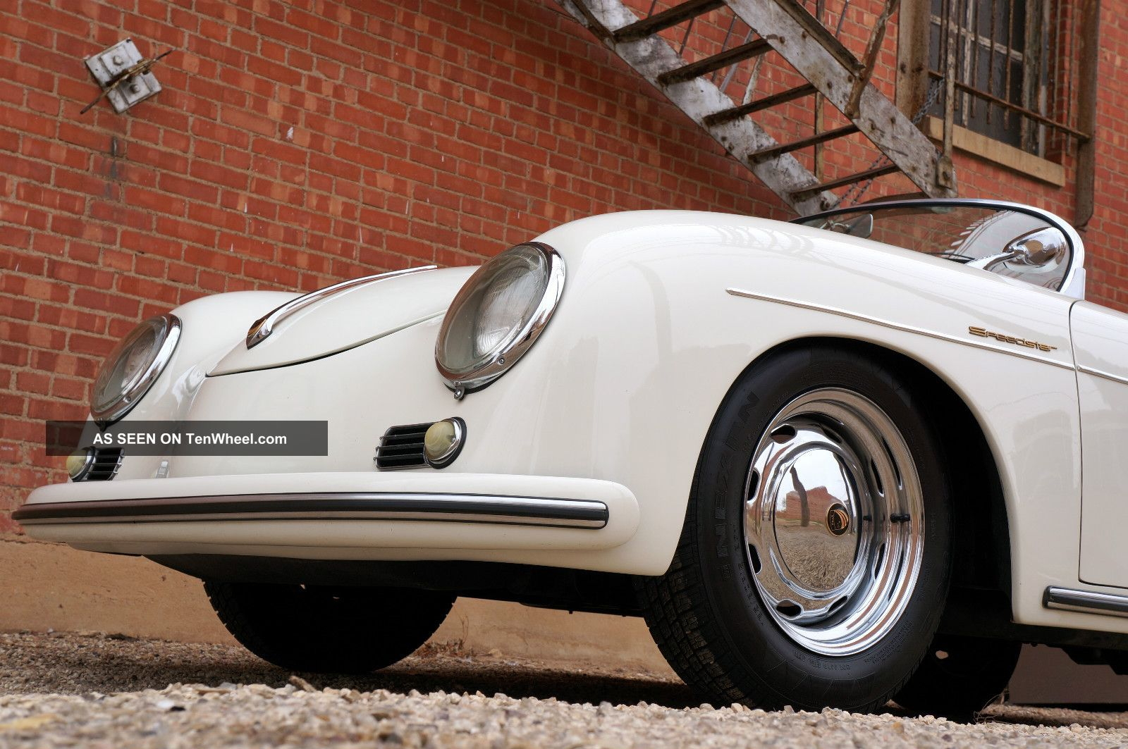 Classic Replica Kit Makes Porsche 356 Beck Speedster 1957