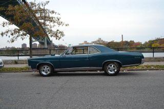 1967 Pontiac Gto Base 6.  6l photo
