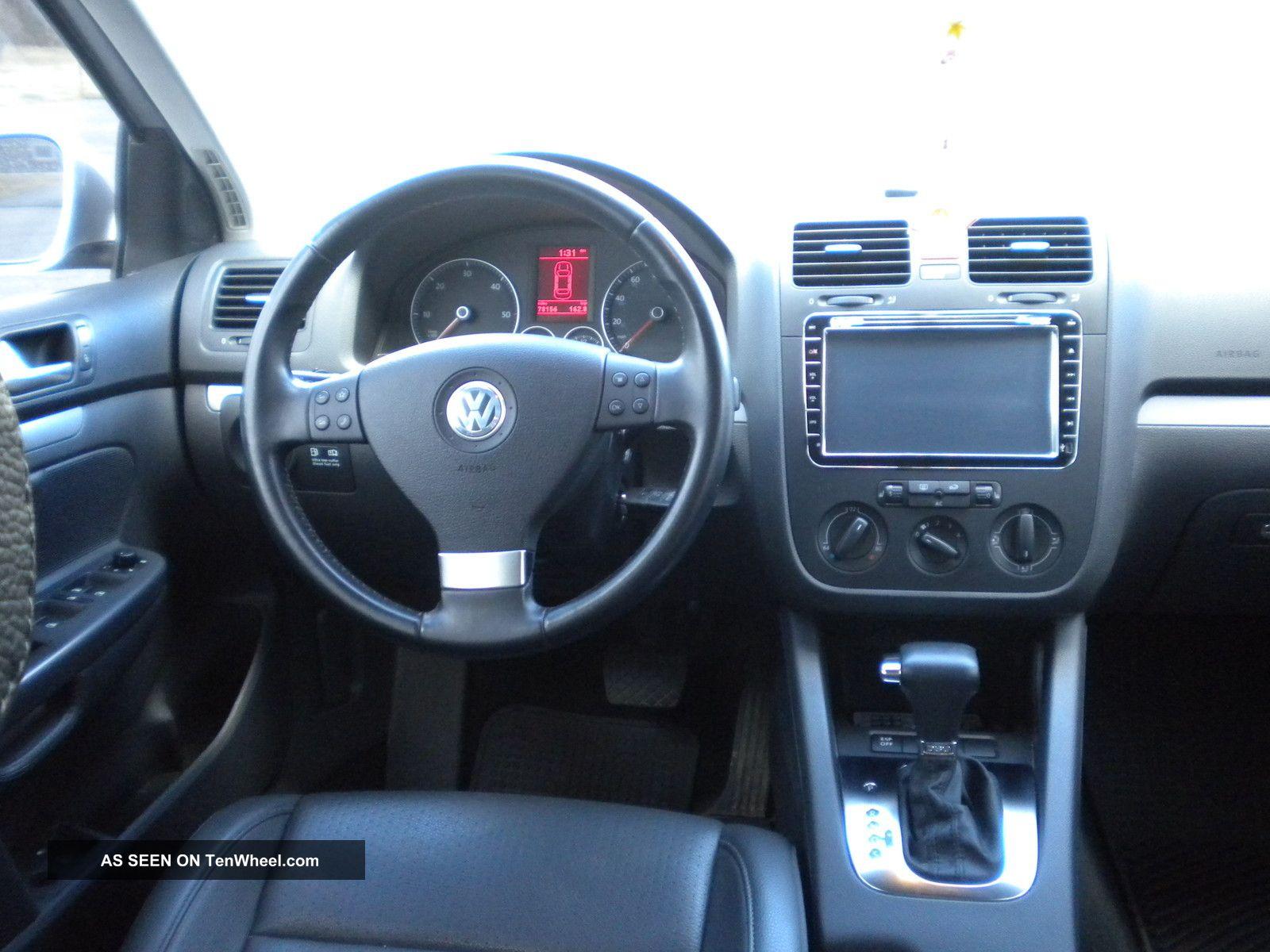 2009 Vw Jetta Tdi Turbo Diesel Auto 45mpg ' S