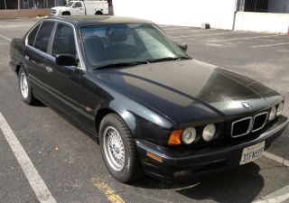 1995 Bmw 530i Base Sedan 4 - Door 3.  0l photo